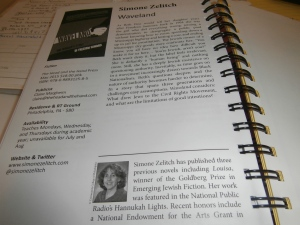 The last page of 240 network authors