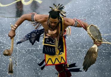 Wampanoug tribe